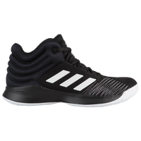 adidas Pro Spark - Boys' Preschool - Black