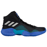adidas Pro Bounce Mid 2018 - Men's - Black / Light Blue