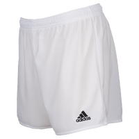 adidas Team Parma 16 Shorts - Women's - All White / White