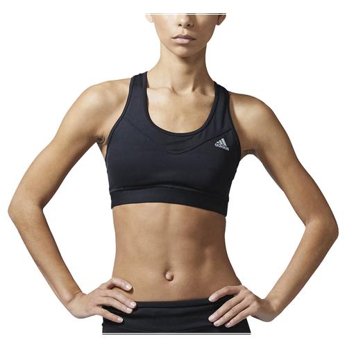 f5e8ebbd good adidas Techfit Sports Bra - Women's - Training - Clothing ...