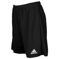 adidas Team Parma 16 Shorts - Boys' Grade School - All Black / Black