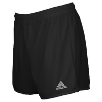 adidas Team Parma 16 Shorts - Women's - All Black / Black