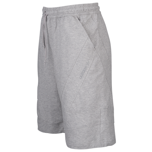 adidas Originals Mod Long Shorts - Men's - Casual - Clothing - Medium Grey  Heather