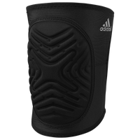 adidas Adi Power Padded Leg Sleeve - Men's - All Black / Black