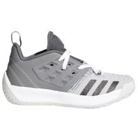 adidas Harden Vol. 2 - Boys' Preschool -  James Harden - Grey / White