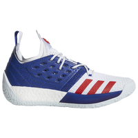 adidas Harden Vol. 2 - Men's -  James Harden - White / Blue