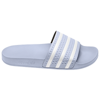 adidas Originals Originals Adilette Slide - Men's - Light Blue