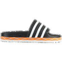 7aa5382c844 adidas Adilette Slide - Women's - Black / White