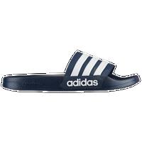 1a70a385f95e adidas Adilette Shower Slide - Men s - Navy   White
