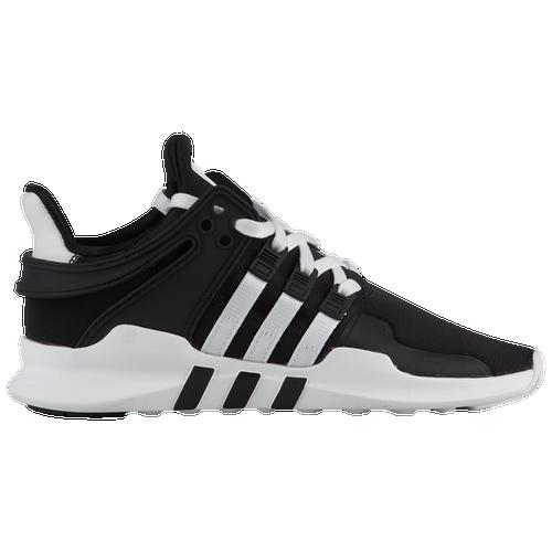 41b9b1414bbf ... adidas Originals EQT Support ADV - Boys Grade School - Casual - Shoes - Black  White ...