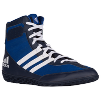adidas Mat Wizard - Men's - Blue / White