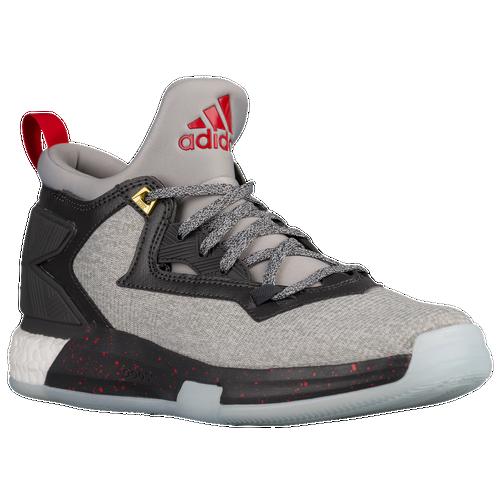 100% authentic ddd7e 7379c ... spain adidas d lillard 2.0 mens basketball shoes damian lillard medium  grey scarlet dark grey 98c48