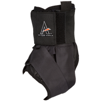 Active Ankle AS1 Pro Ankle Brace - All Black / Black