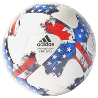 adidas MLS Official 2017 Match Ball - White / Red