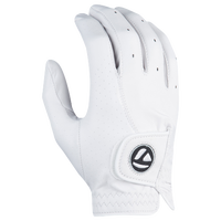 TaylorMade Tour Preferred Golf Glove - Men's - White / Grey