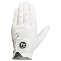 TaylorMade Tour Preferred Golf Glove - Men's - All White / White