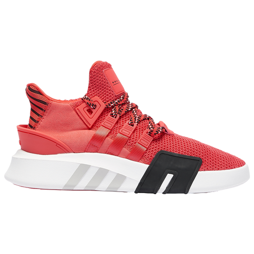 pretty nice e4ad5 65a7c ... clearance adidas originals eqt basketball adv mens casual shoes real  coral white black 20684 87dec