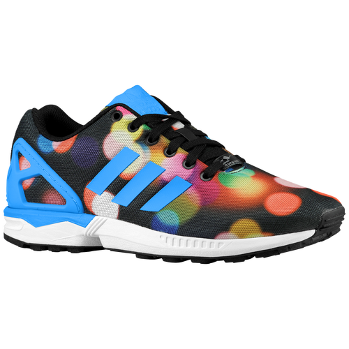 Adidas Originals ZX flujo hombre 's Casual zapatos negro / Bright