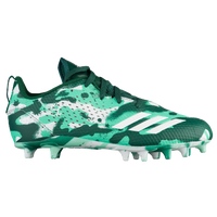 adidas adiZero 5-Star 7.0 J - Boys' Grade School - White / Dark Green