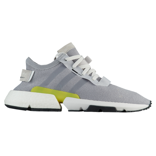 adidas Originals POD-S3.1 - Mens - Casual - Shoes - GreyGreyShock Yellow