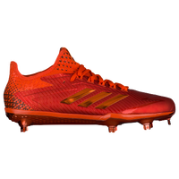 adidas adiZero Afterburner 4 - Men's - Orange / Orange