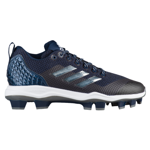 adidas Poweralley 5 TPU - Women's Softball - Collegiate Navy B39215
