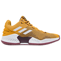 adidas Pro Bounce Low 2018 - Men's - Gold / Maroon