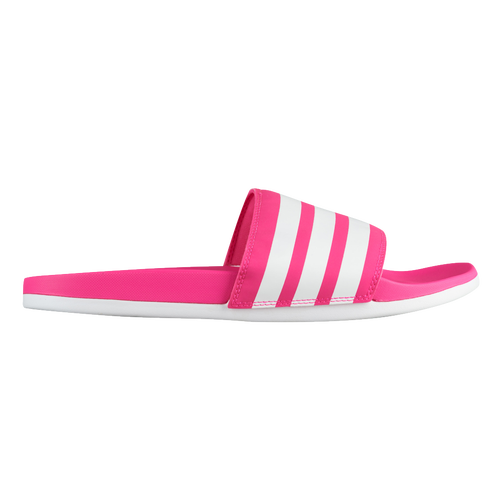 0417040c39a adidas Adilette CF Plus - Women s - Casual - Shoes - Shock Pink White