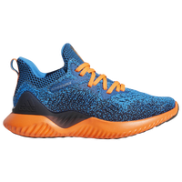 adidas Alphabounce Beyond - Boys' Grade School - Light Blue / Orange