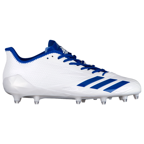 adidas adiZero 5-Star 6.0 - Men's Football Shoes - White/College Purple/College Purple BW1086