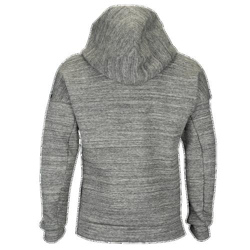 adidas hoodie mens. adidas athletics zne travel full zip hoodie - men\u0027s casual clothing storm heather mens