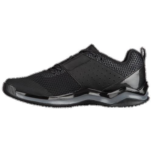 adidas Speed Trainer 3.0 - Men's - Baseball - Shoes - Black/Black/Iron  Metallic