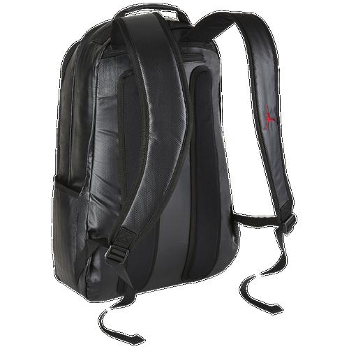 9b21482c535b ... Jordan Jumpman Backpack - Black Red Jordan Skyline Flight ...