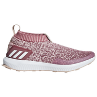 adidas RapidaRun Laceless - Boys' Grade School - Pink / Off-White