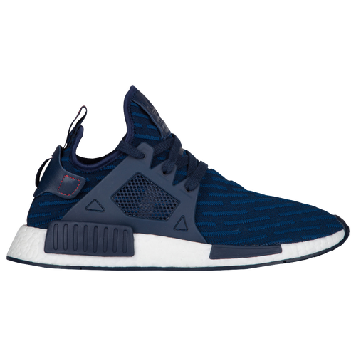 adidas Originals NMD XR1 Primeknit - Men's - Running - Shoes - Collegiate  Navy/Collegiate Navy/Red