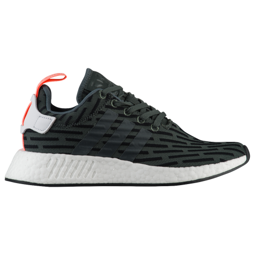 adidas Originals NMD R2 - Women\u0027s - Grey / Off-White