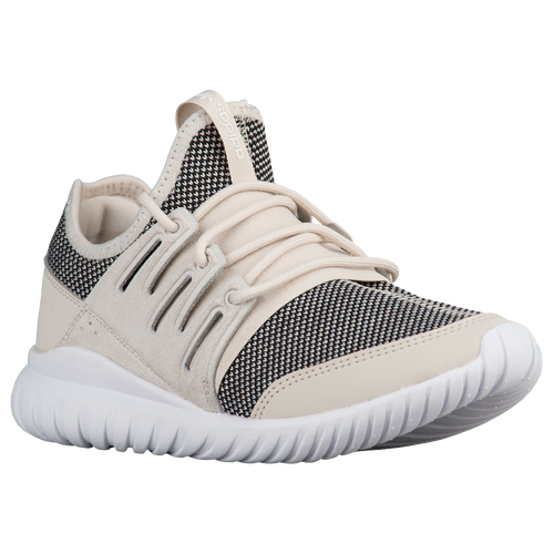 adidas Originals Tubular Radial - Boys' Grade School - Casual - Shoes -  Clear Brown/Light Brown/Black