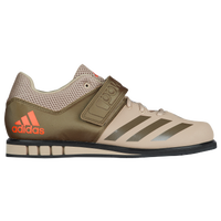 adidas Powerlift.3.1 - Men's - Tan / Olive Green