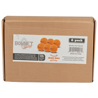 Bownet Ballast Weighted Training Ball - Orange