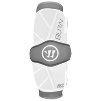 Warrior Burn Arm Pad - Men's - White / Grey