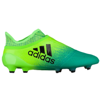adidas X 16+ PureChaos FG - Men's - Green / Black