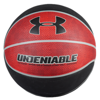 Under Armour Undeniable Outdoor Basketball - Men's - Red / Black