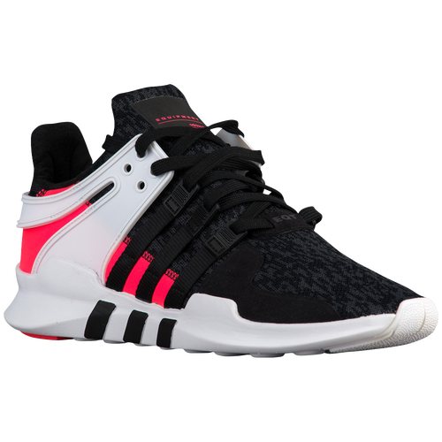 adidas Originals EQT Support ADV - Men's - Casual - Shoes - Black/Black/Turbo