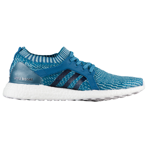 adidas Ultra Boost X Parley - Women\u0027s - Blue / White