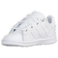 adidas Originals Stan Smith - Boys  Toddler - All White   White 83f9508bc9c7