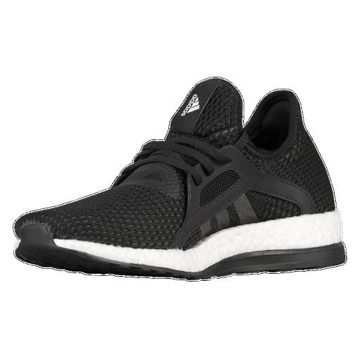 Adidas Pure Boost x  mujer 's corriendo zapatos Core negro / CORE