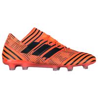 adidas Nemeziz 17.1 FG - Men's - Orange / Black