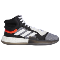 adidas Marquee Boost Mid - Men's - Black / White