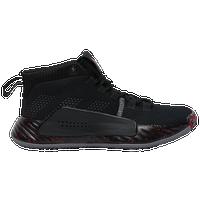 sale retailer 59ea0 e93d0 adidas Dame 5 - Boys Grade School - Damian Lillard - Black