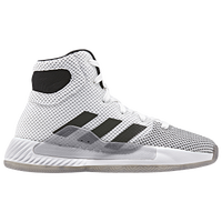 adidas Pro Bounce Madness 2019 - Boys' Grade School - White